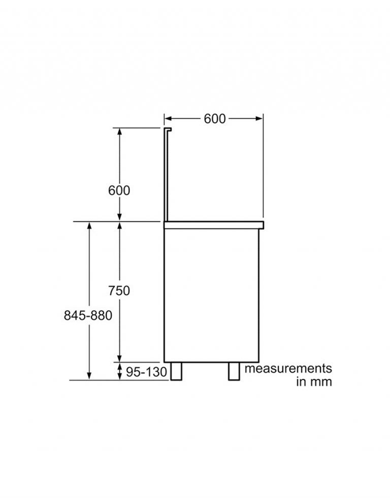 اجاق گاز HSG738256M