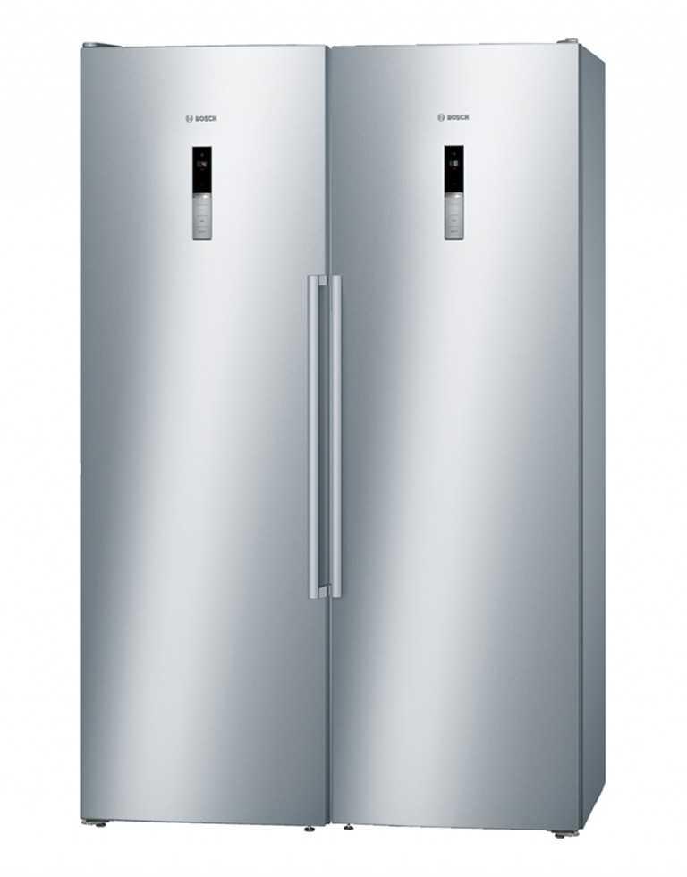 یخچال فریزر دوقلو KSV36BI304-GSN36BI304