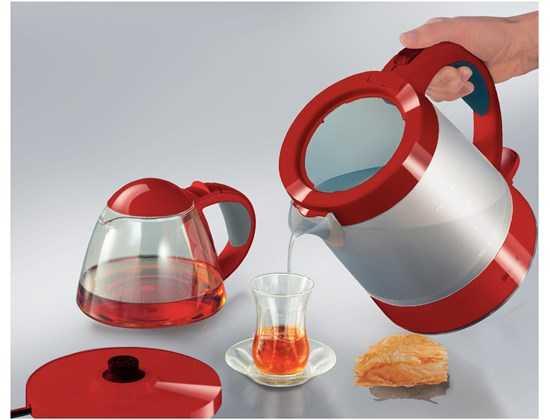 چای ساز TTA2010