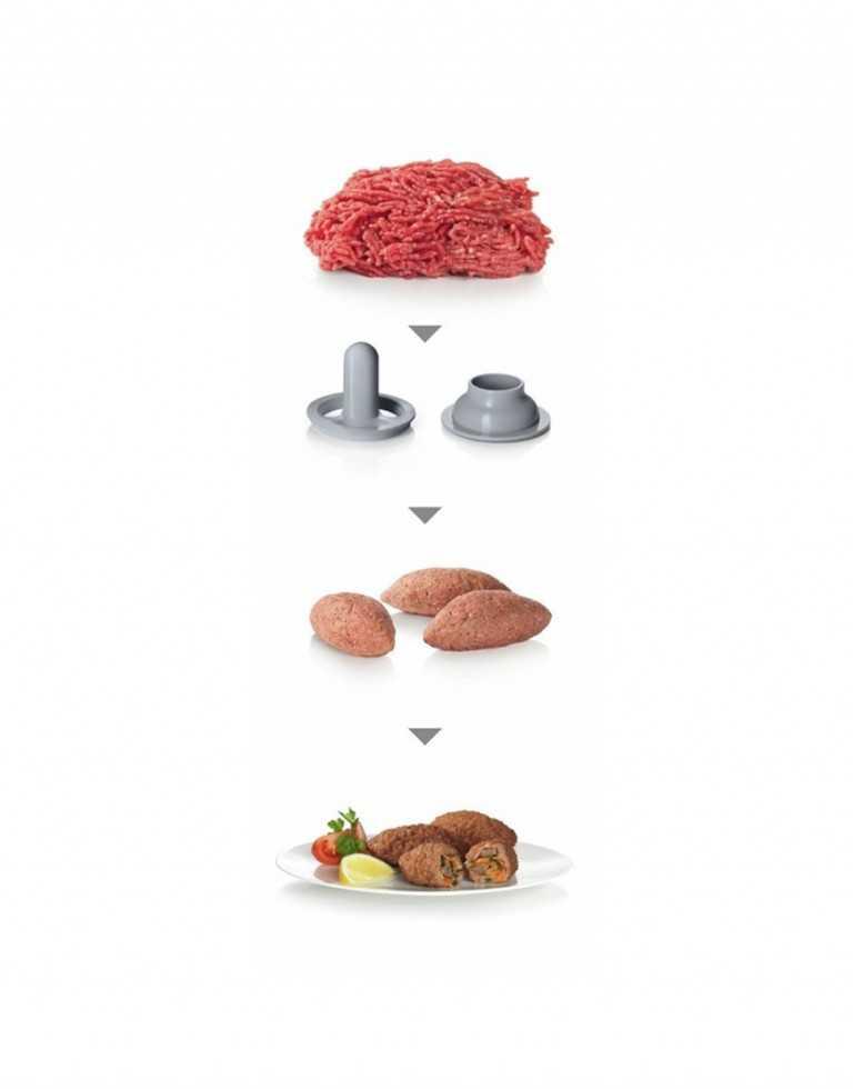چرخ گوشت MFW68660