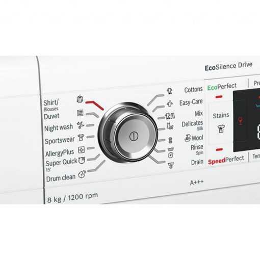 دکمه ماشین لباسشویی بوش مدل WAW24540IR 510x510 2