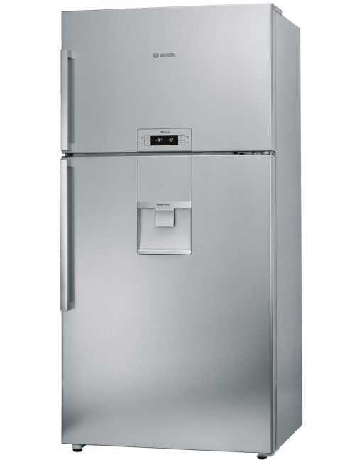 یخچال فریزر دو درب KDD74AW204