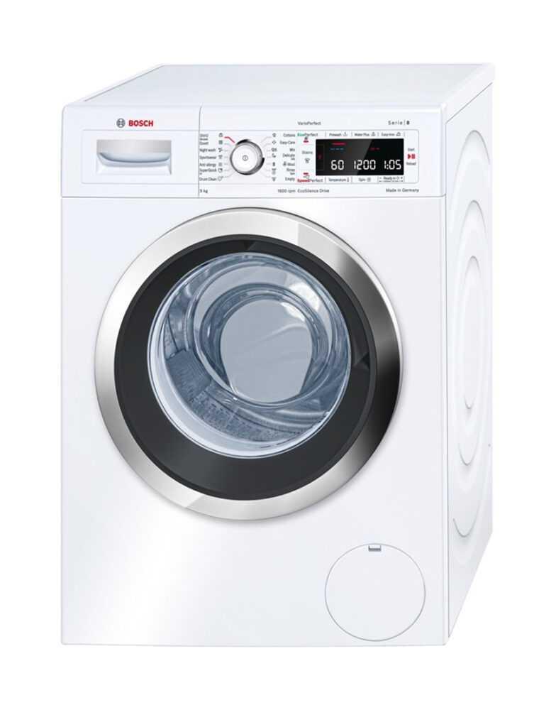 ماشین لباسشویی بوش مدل WAW32560GC بوش هوم