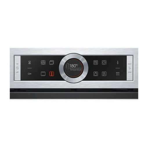 نمای دکمه ها و تنظیمات فر توکاربوش مدل HBG6725S1I 510x510 1